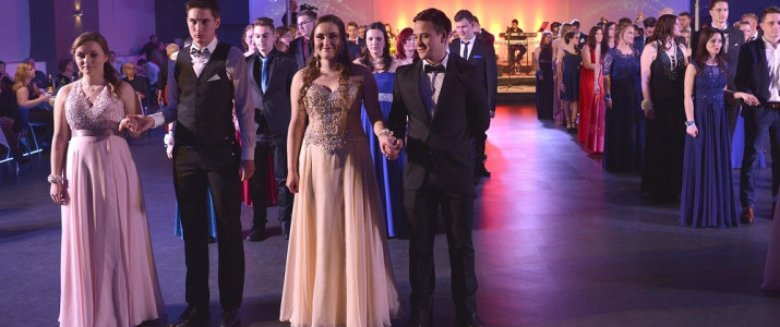 Maturantski ples – 21. 1. 2017