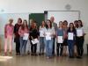 Podelitev nemške jezikovne diplome 2016
